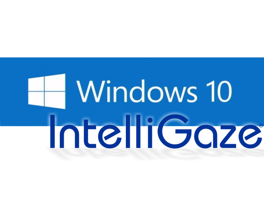 IntelliGaze 4.1 per Windows 10