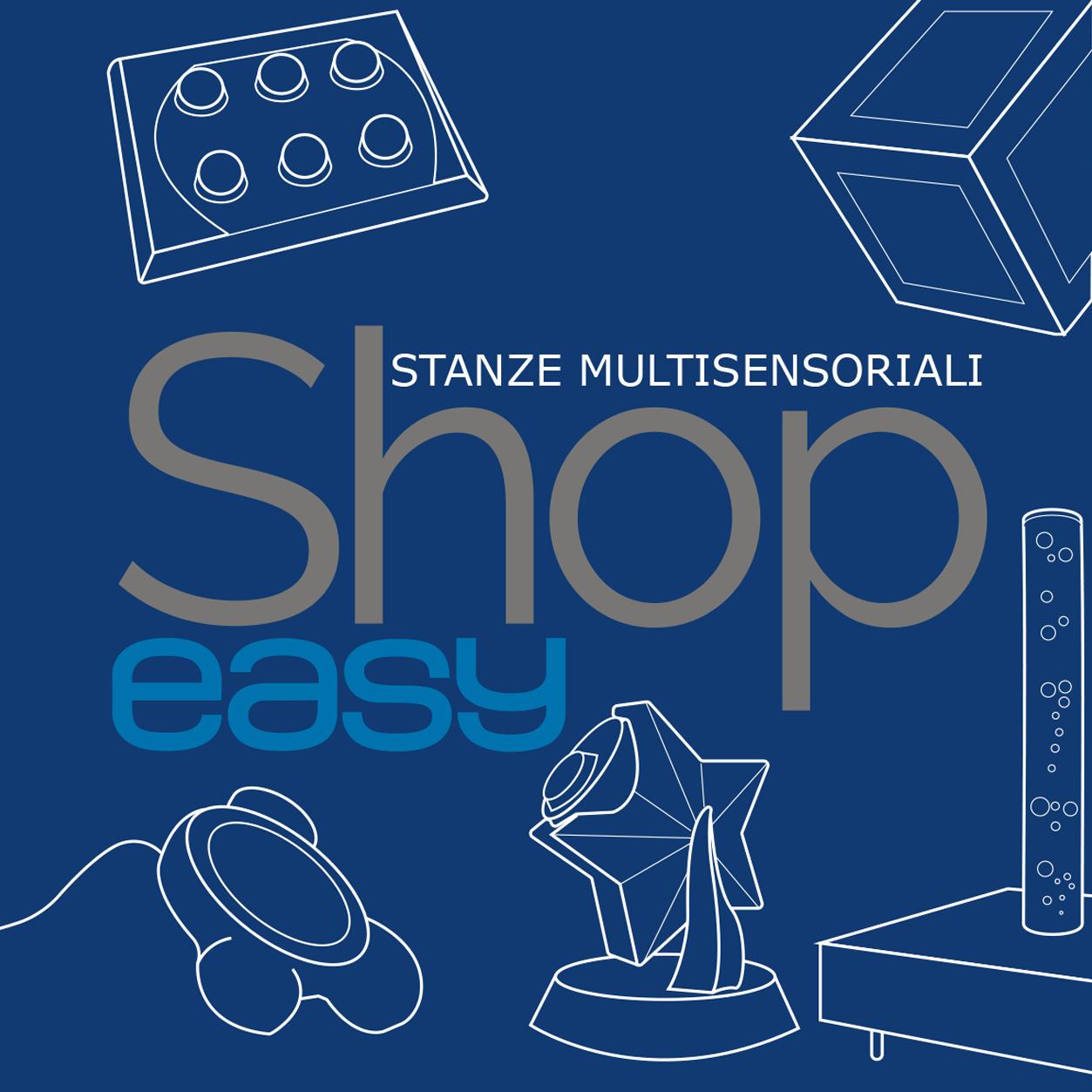 Per vedere ed acquistare i materiali delle StanzeMultisensoriali