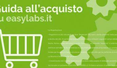 Guida all'acquisto su easylabs.it